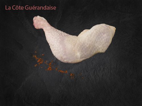 Cuisse de poulet fermier