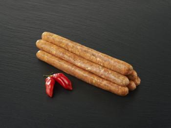 Chipolatas au piment d'Espelette